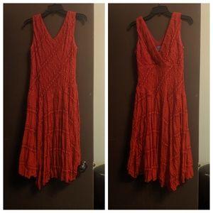 Salsa Style Dress